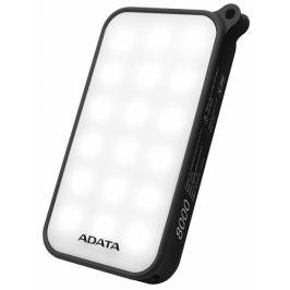 ADATA D8000L 8000mAh, outdoor LED svítilna (AD8000L-5V-CBK)
