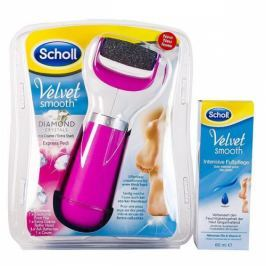 Scholl Velvet Smooth extra hrubý + noční krém (435090)