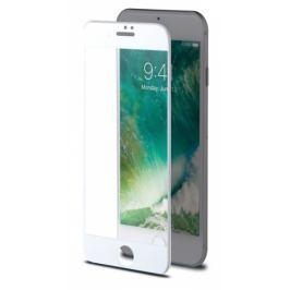 Celly 3D pro Apple iPhone 7/8 - bílé (3DGLASS800WH)