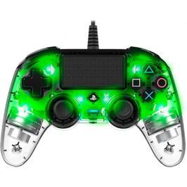 Nacon Wired Compact Controller pro PS4 (ps4hwnaconwicccgreen)
