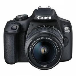 Canon 2000D + 18-55 IS II + 50 1.8 S (2728C022AA)