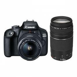 Canon 4000D + 18-55 + 75-300 (3011C010)