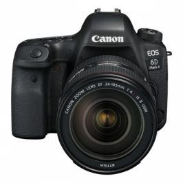Canon 6D Mark II + EF24-105 IS STM + dárek Canon objektiv a blesk