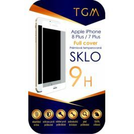 TGM Full Cover pro iPhone 7+/8+ (TGMAPIP7P8PWH)