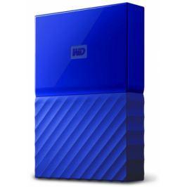 Western Digital 2TB, USB 3.1 (WDBS4B0020BBL-WESN)