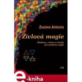 Živlová magie - Zuzana Antares