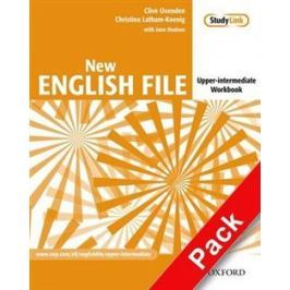 New English File Upper-Intermediate Workbook with Key and MultiROM Pack - Clive Oxenden, Christina Latham-Koenig
