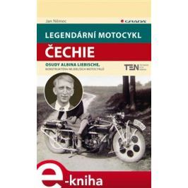 Legendární motocykl Čechie - Jan Němec