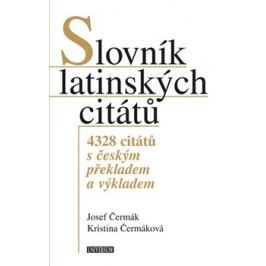 Slovník latinských citátů - Josef Čermák, Kristýna Čermáková