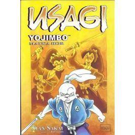 Usagi Yojimbo 21: Matka hor - Stan Sakai