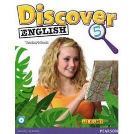 Discover English 5 Teachers Book - Liz Kilbey