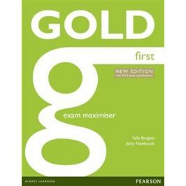 Gold First Exam Maximiser with online audio (without key) - Sally Burgess, Jacky Newbrook