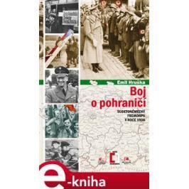 Boj o pohraničí - Emil Hruška