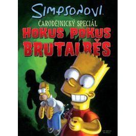 Simpsonovi - Hokus Pokus Brutalběs, M. Groening