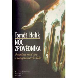Noc zpovědníka - Tomáš Halík