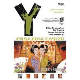 Dračice v kimonu - Pia Guerra, Brian K. Vaughan