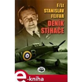 Deník stíhače - Stanislav Fejfar