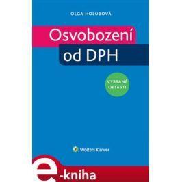 Osvobození od DPH - Olga Holubová