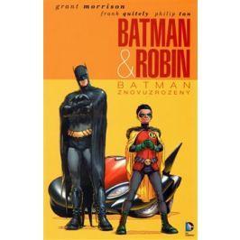 Batman a Robin 1 - Grant Morrison, Frank Quitelym, Philip Tan