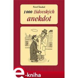 1000 židovských anekdot - Pavel Šmakal