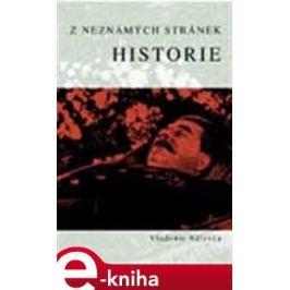 Z neznámých stránek historie - Vladimír Nálevka