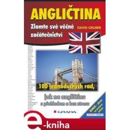 Angličtina - zlomte své věčné začátečnictví - David Gruber