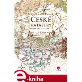 České katastry od 11. do 21. století - Bumba Jan