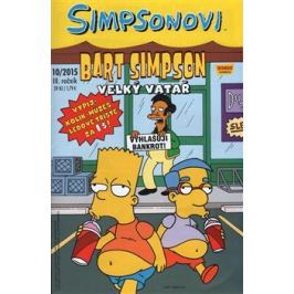 Bart Simpson 10/2015: Velký vatař - Matt Groening