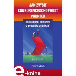 Jak zvýšit konkurenceschopnost podniku - Zdeněk Mikoláš