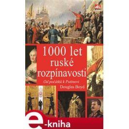 1000 let ruské rozpínavosti - Douglas Boyd