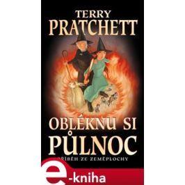 Obléknu si půlnoc - Terry Pratchett