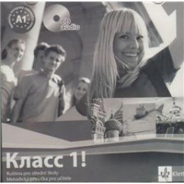 Klass! 1 Klacc! 1 - Metodická příručka pro učitele na CD