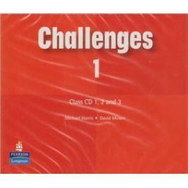 Challenges 1 - Michael Harris, David Mower, Anna Sikorzyńska