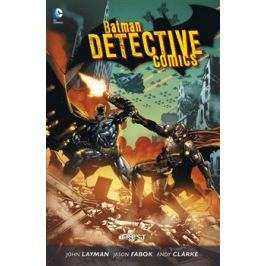 Batman Detective Comics 4 - Trest - Layman John a kolektiv