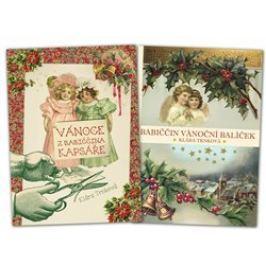 Vánoce z babiččina kapsáře + Babiččin vánoční balíček - Klára Trnková