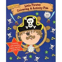 Jolly Maties - Little Pirates Colouring & Activities Fun