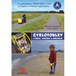 Cyklotoulky s dětmi, vozíkem a nočníkem