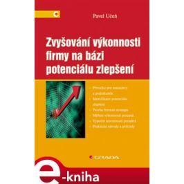 Zvyšování výkonnosti firmy na bázi potenciálu zlepšení - Učeň Pavel