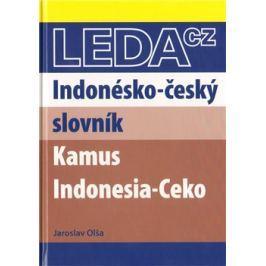 Indonésko-český slovník - Jaroslav Olša