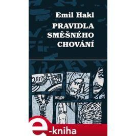 Pravidla směšného chování - Emil Hakl