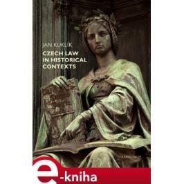 Czech law in historical contexts - Jan Kuklík