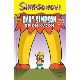 Bart Simpson 2/2015: Špión kujón - Matt Groening