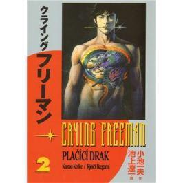 Crying Freeman: Plačící drak 2 - Rjóči Ikegami, Kazuo Koike