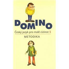 Domino Český jazyk pro malé cizince 1 - Svatava Škodová