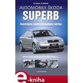 Automobily Škoda Superb - Schwarz Jiří, Wohlmuth Jiří