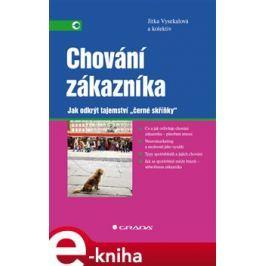 Chování zákazníka - Jitka Vysekalová