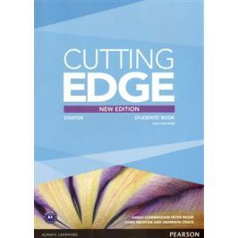 Cutting Edge 3rd Edition Starter Students Book with DVD - Sarah Cunningham, Peter Moor, Chris Redston, Araminta Crace