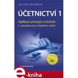 Účetnictví 1 - Jana Hinke, Dana Bárková E-book elektronické knihy