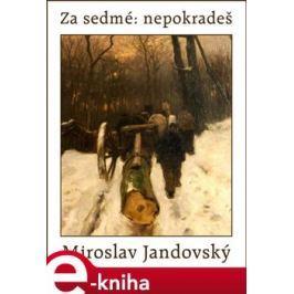 Za sedmé: nepokradeš! - Miroslav Jandovský
