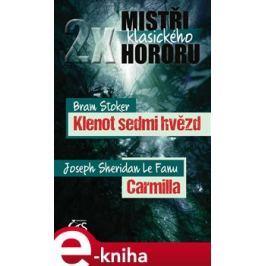 2x mistři klasického hororu - Bram Stoker, Joseph Sheridan LeFanu